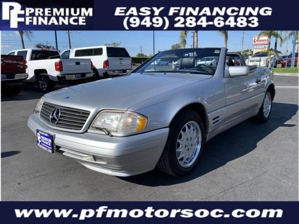 1998 Mercedes-Benz SL in Stanton, CA