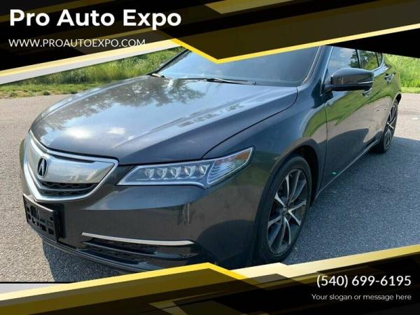 2015 Acura TLX in Stafford, VA