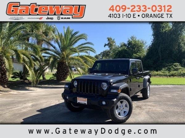 2020 Jeep Gladiator in Orange, TX