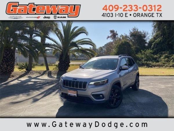 2020 Jeep Cherokee in Orange, TX