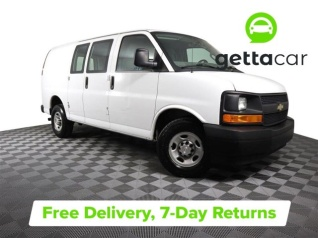 Used Work Vans >> Used Chevrolet Express Cargo Vans For Sale Truecar