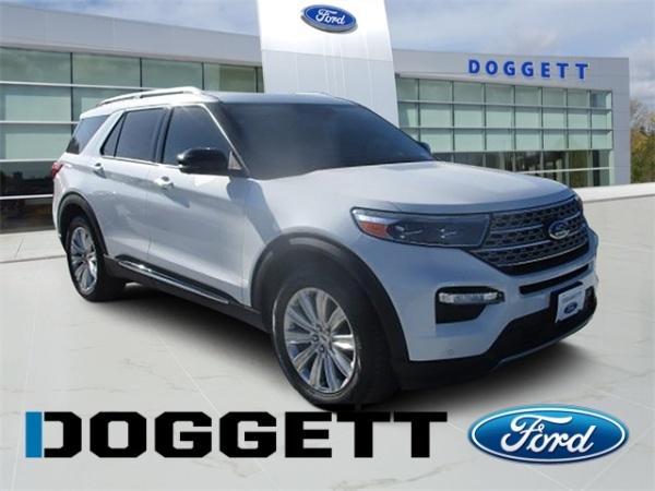 2020 Ford Explorer in Houston, TX