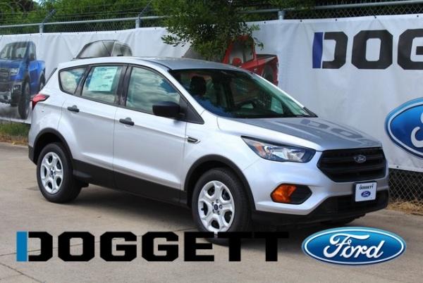 2019 Ford Escape in Houston, TX