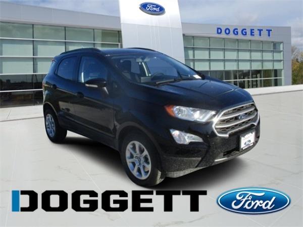 2020 Ford EcoSport in Houston, TX