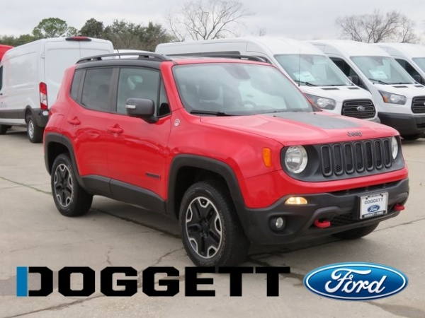 2015 Jeep Renegade in Houston, TX