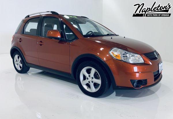 2009 Suzuki SX4 Base