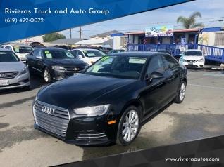 2017 Audi A4 Premium Fwd Automatic For In Chula Vista Ca