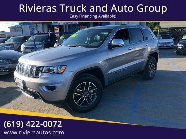 San Diego Jeep Dealers >> Used Jeep Grand Cherokee For Sale In San Diego Ca 293 Cars