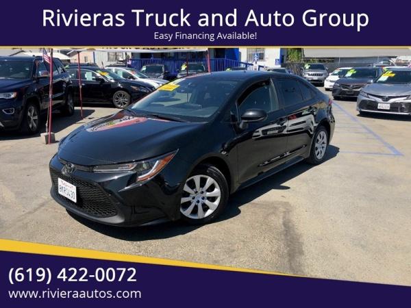 2020 Toyota Corolla in Chula Vista, CA