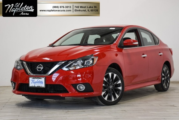 2017 Nissan Sentra in Elmhurst, IL