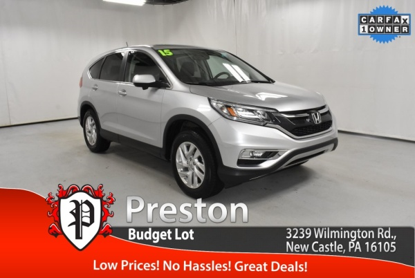 2015 Honda CR-V in New Castle, PA
