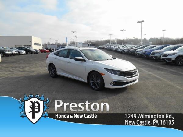2020 Honda Civic in New Castle, PA