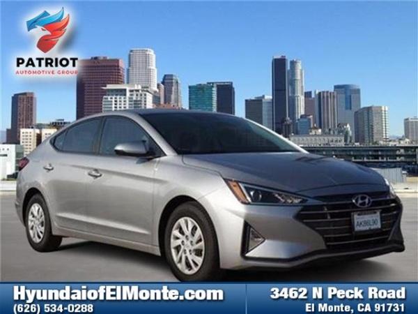 2020 Hyundai Elantra in El Monte, CA
