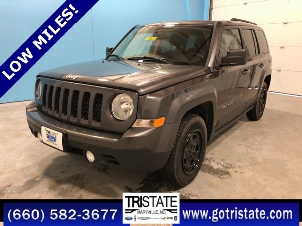 2016 Jeep Patriot in Maryville, MO