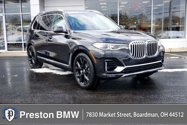 2020 BMW X7 in Boardman, OH