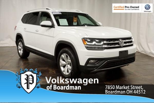 2019 Volkswagen Atlas in Boardman, OH