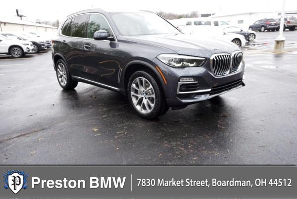 2020 BMW X5 in Boardman, OH