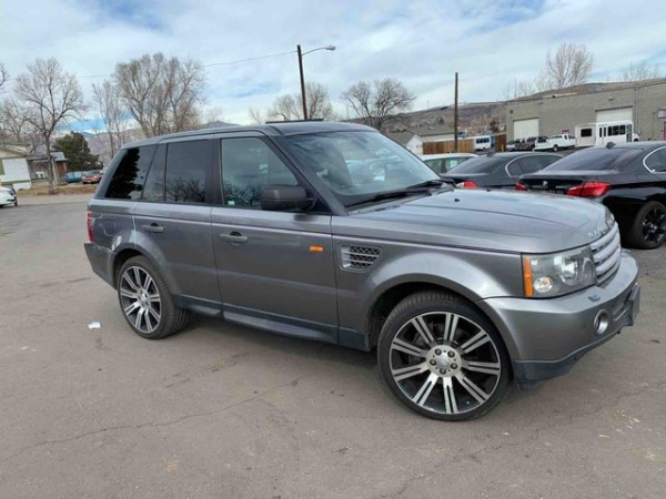2008 Land Rover Range Rover Sport in Golden, CO