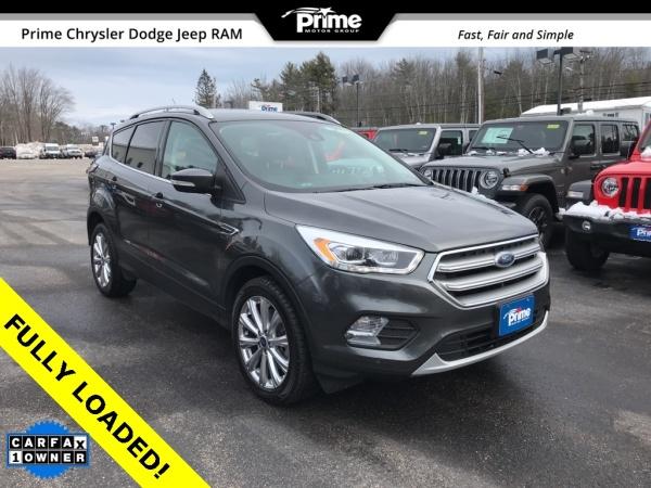 2017 Ford Escape in Saco, ME
