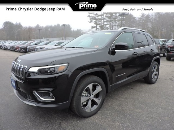 2019 Jeep Cherokee in Saco, ME