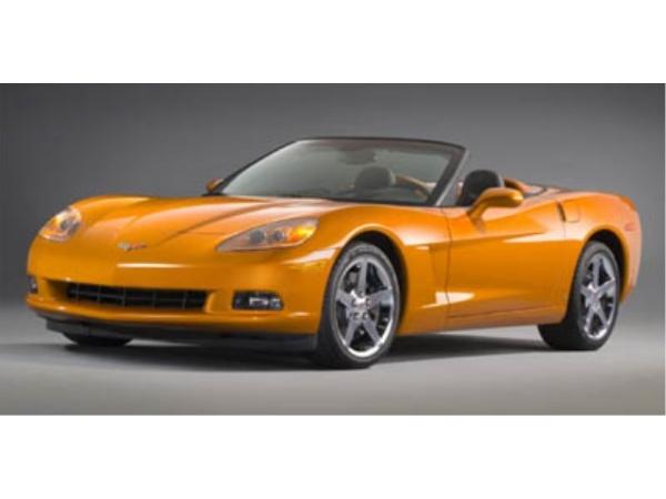 2007 Chevrolet Corvette Corvette