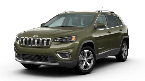 2020 Jeep Cherokee in Lebanon, NH