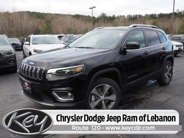 2019 Jeep Cherokee in Lebanon, NH