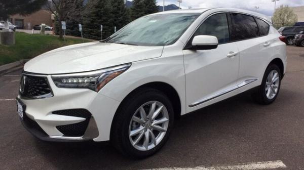 2019 Acura RDX in Colorado Springs, CO