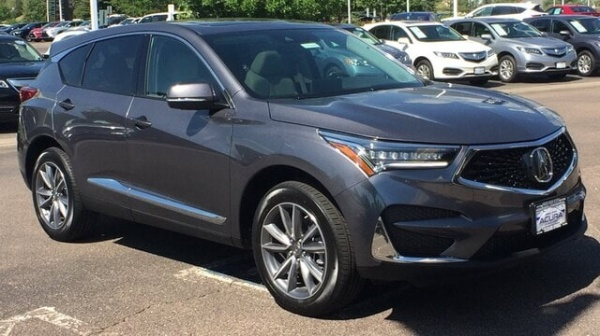 2020 Acura RDX in Colorado Springs, CO