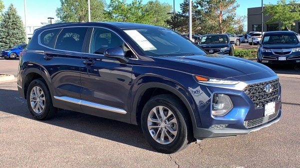 2019 Hyundai Santa Fe in Colorado Springs, CO