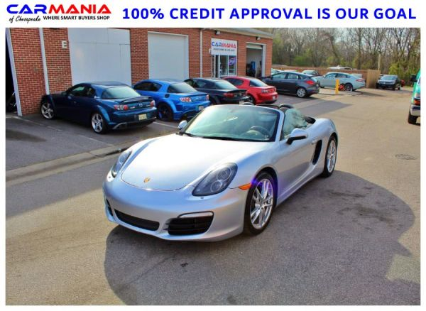 2015 Porsche Boxster in Chesapeake, VA