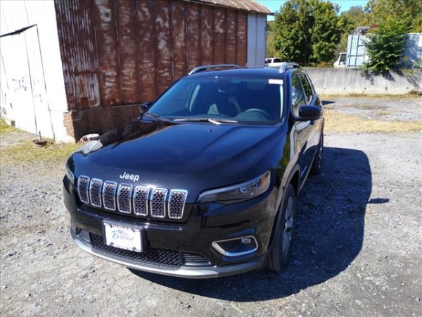 2020 Jeep Cherokee in Bedford Hills, NY