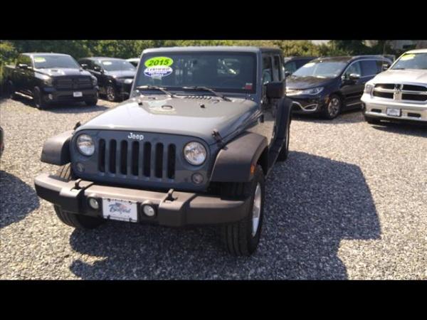 2015 Jeep Wrangler in Bedford Hills, NY