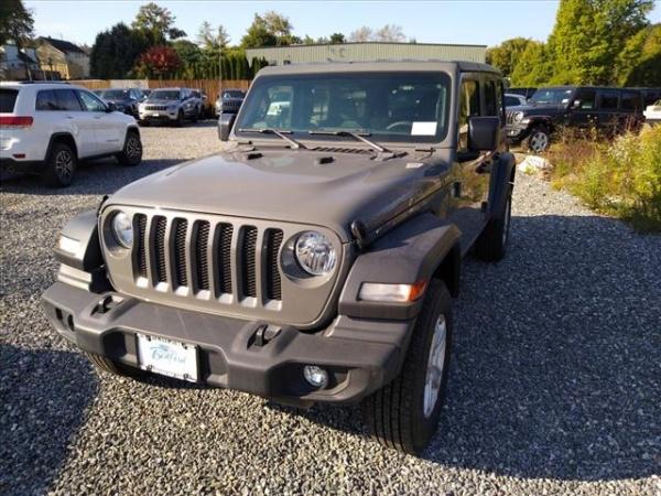 2019 Jeep Wrangler in Bedford Hills, NY