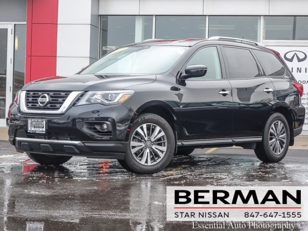 2017 Nissan Pathfinder in Niles, IL