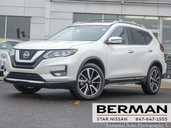 2018 Nissan Rogue in Niles, IL