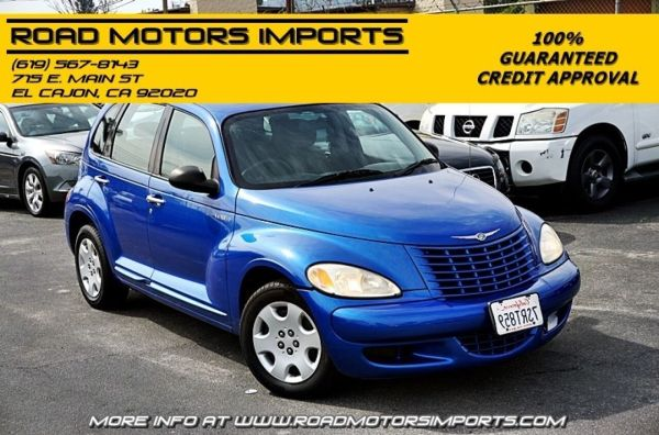 2005 Chrysler PT Cruiser in El Cajon, CA