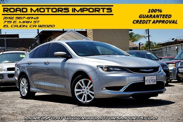 2016 Chrysler 200 in El Cajon, CA