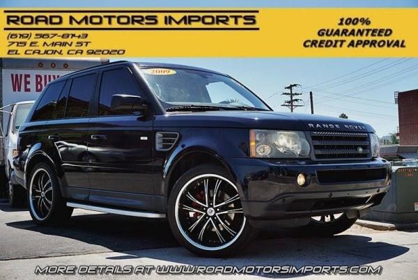 2009 Land Rover Range Rover Sport in El Cajon, CA