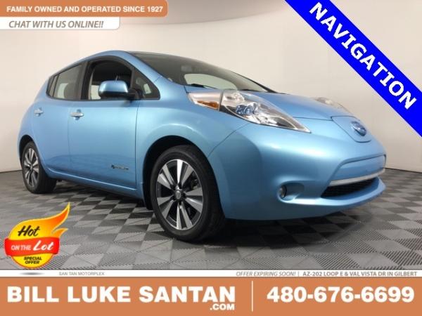 2015 Nissan Leaf Sl For Sale In Gilbert Az Truecar