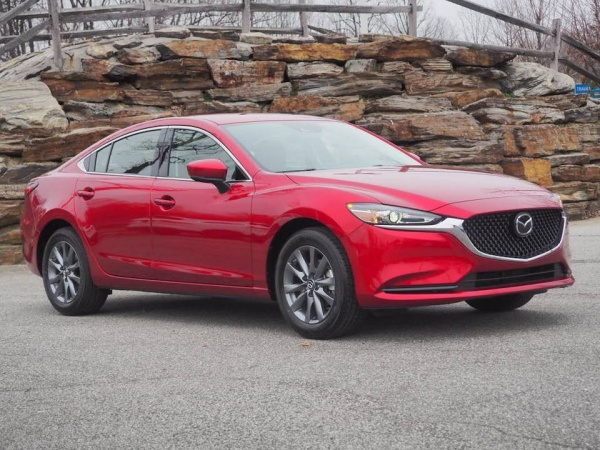 2020 Mazda Mazda6 in Greensboro, NC