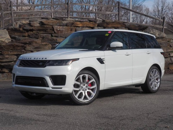 2020 Land Rover Range Rover Sport in Greensboro, NC