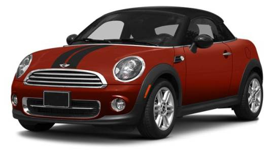 2013 MINI Cooper Coupe Cooper