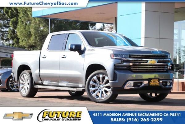 2019 Chevrolet Silverado 1500 in Sacramento, CA