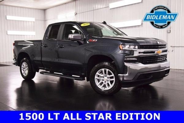 2020 Chevrolet Silverado 1500 in Albion, NY