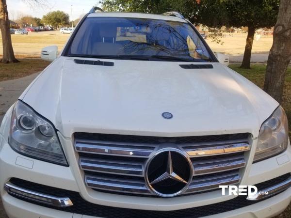 2011 Mercedes-Benz GL-Class GL 550 4MATIC