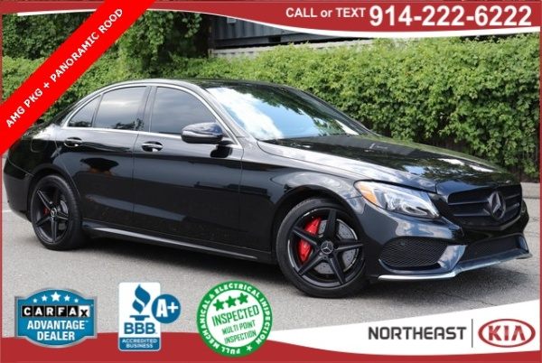 2016 Mercedes-Benz C-Class in White Plains, NY