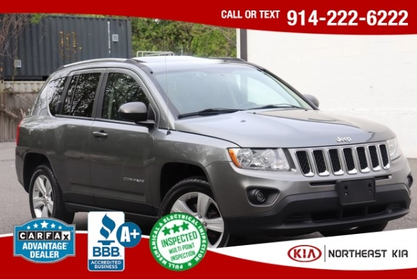 2012 Jeep Compass in White Plains, NY
