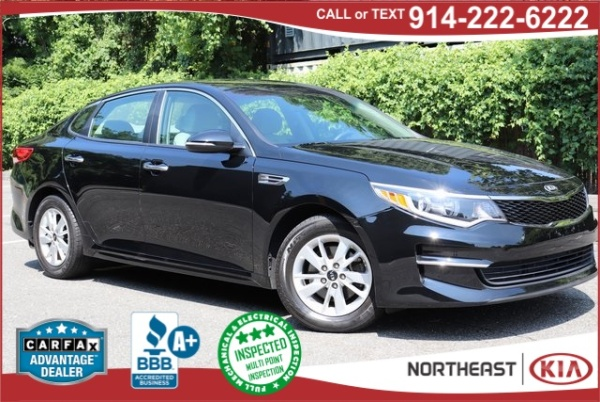 2016 Kia Optima in White Plains, NY