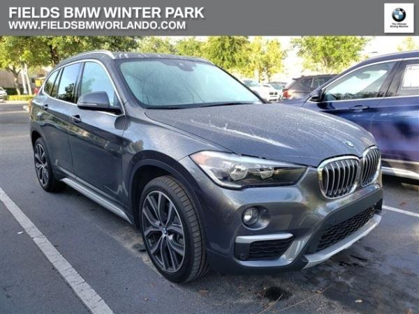 BMW Winter Park >> 2019 Bmw X1 Sdrive28i Fwd For Sale In Winter Park Fl Truecar